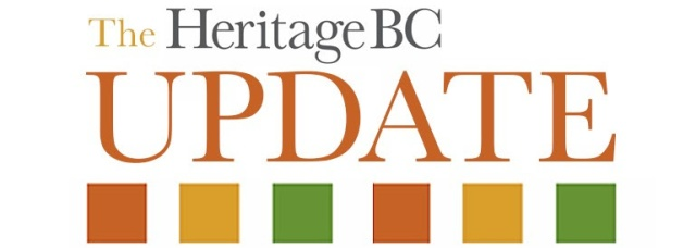 heritage bc update