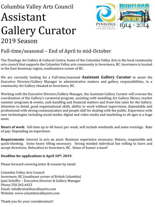 Gallery-Curator-Position-for-2019-season
